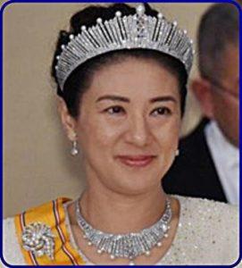 新皇后雅子さま【即位後朝見の儀】ドレス・ティアラ姿を画像で