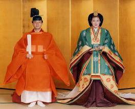 天皇陛下結婚式