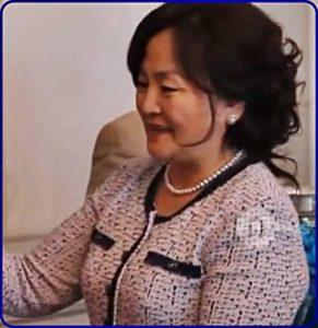 鶴竜のお母さん