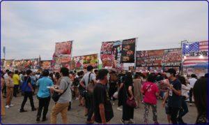 横田基地日米友好祭2019