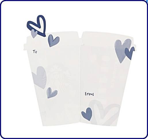 2020年スタババレンタイン限定カードは何種類?大人可愛いハートデザインをご紹介!