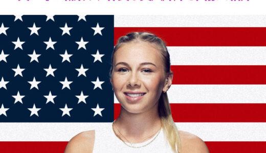 女子テニス若手のアニシモワの家族構成は?父・母の職業や、仲良し美人姉妹を画像で紹介!