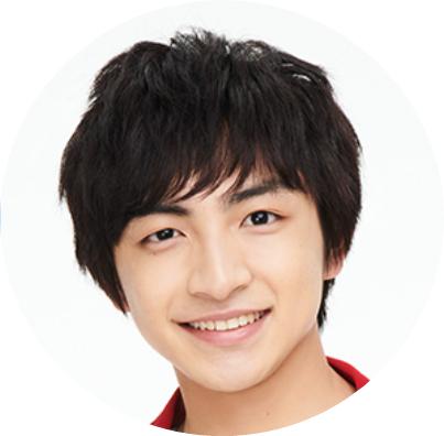 川﨑皇紀くんの顔写真